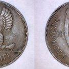 1909 Jamaican 1 Penny World Coin - Jamaica