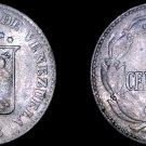 1946 Venezuelan 5 Centimos World Coin - Venezuela