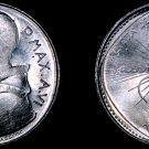 1968 Vatican City 1 Lira Lire World Coin - Catholic Church Italy