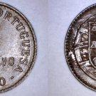 1920 Portuguese 1 Centavo World Coin - Portugal