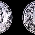 1944 Swiss 5 Rappen World Coin - Switzerland