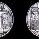 1963 (63) Spanish 50 Centimos World Coin - Spain