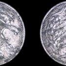 1940-KT7 Japanese Puppet States Manchukuo 1 Chiao World Coin - China - WWII Era