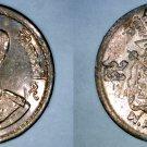 1957 BE2500 Thai 5 Satang World Coin - Thailand Siam Y-78a