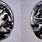 336-323BC Macedonian AR Drachm Coin Alexander III the Great -Planchet Flaw?