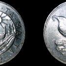 1986 Malta 1 Lira World Coin
