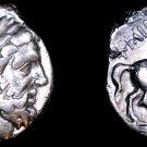 359-336BC Macedonian Kingdom Philip II AR Tetradrachm Coin - Ancient Greece
