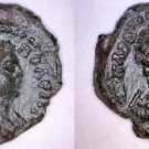177-192AD Moesia Inferior Commodius AE18 Coin - Marcianopolis - Ancient Rome
