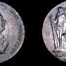 1796-A German States Prussia Thaler World Silver Coin - Friedrich Wilhelm II