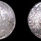 1597 German States Saxony-Albertine 1 Thaler World Silver Coin