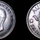 1939(m) Australian 1 Shilling World Silver Coin - Australia