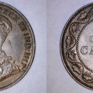 1913 Canada 1 Large Cent World Coin - Canada