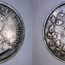 1916 Canada 10 Cent World Silver Coin - Canada - George V