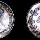1929 Canada 10 Cent World Silver Coin - Canada - George V