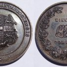 1896 Great Britain Cambridge University Volunteer Rifle Corps Medal
