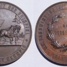 Feldsberg Austria Agriculture and Industry Medal