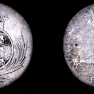 1807 German States Wurttemberg 6 Kreuzer World Silver Coin