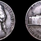 1955-D Jefferson Nickel
