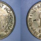 1974 Vietnamese 10 Dong World Coin - Vietnam