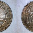 1932-D German 4 Reichspfennig World Coin -  Germany Weimar Republic