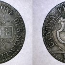1827 Swiss Cantons Freiburg 1 Batzen World Coin - Switzerland