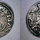 1689 German States Lubeck 1 Sechsling (6 Pfennig) World Silver Coin
