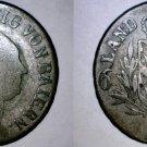 1813 German States Bavaria 6 Kreuzer World Silver Coin