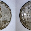 1953-S Abraham Lincoln Wheat Penny