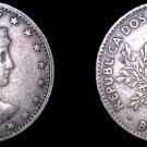 1901 Brazilian 200 Reis World Coin - Brazil