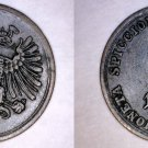 1862-A Italian States Lombardy-Venetia 5/10 Soldo World Coin - Italy