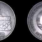 1972-A German Democratic Republic 5 Mark World Coin -  East Germany - Meissen
