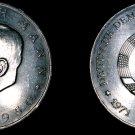 1971-A German Democratic Republic 20 Mark Coin- East Germany- Heinrich Mann