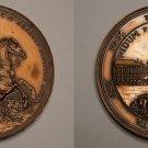 Germany - Ludwig Wilhelm Margrave of Baden Commemorative Medal - 50mm