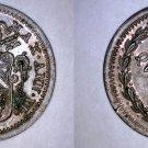 1851-VIR Italian States Papal States 1 Quattrino World Coin - Pius IX