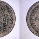 1850-VR Italian States Papal States 1/2 Baiocco World Coin - Pius IX