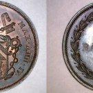 1850-IVR Italian States Papal States 2 Baiocchi World Coin - Pius IX