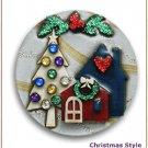 Christmas Pin by Lucinda