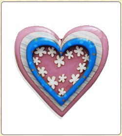 Love Pins by Lucinda