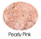 Pearly Pink All Purpose Mineral Powder Sample