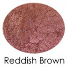 Reddish Brown Blush Sample