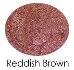 Reddish Brown Blush Sample