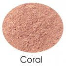 Coral Semi-Matte Mineral Blush Sample Baggie