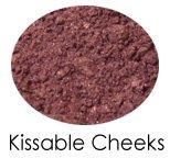 Kissable Cheeks Semi-Matte Mineral Blush Sample Baggie