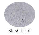 Light Bluish Matte Shadow Sample Baggie