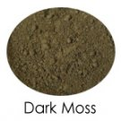 Dark Moss Matte Shadow Sample Baggie