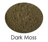 Dark Moss Matte Shadow Sample Baggie