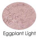 Light Eggplant Matte Shadow Sample Baggie