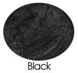 Black All Purpose Mineral Powder Sample