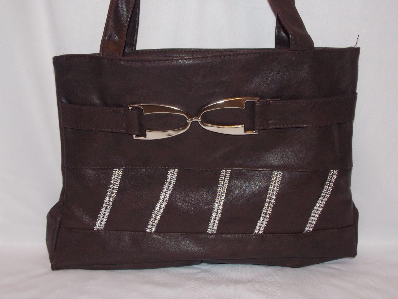 Brown Handbag (107 Drk Brown)