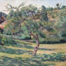 Landscape of the Creuse, 1893 - 24x32 IN Canvas